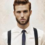 MEN'S HAIRSTYLIST OF THE YEAR Hair: Paul Pereira / Photo: Richard Sibbald