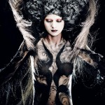 AVANT GARDE HAIRSTYLIST OF THE YEAR Hair and photo: Jake Thompson