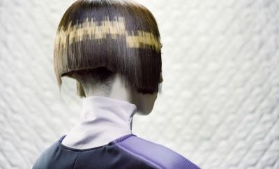 capello pixelato