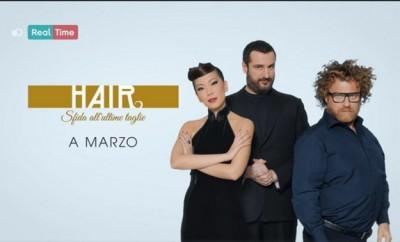I presentatori di Hair