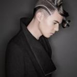 Student Hairstylist of the Year: Dustin Villa