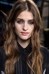 Pixelformula Womenswear Fashion Show Beaute Beauty Backstage Winter 2015 - 2016 Ready To Wear  Milan Roberto Cavalli