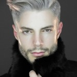Grey-Color-Hair-Trend-For-Men-2016