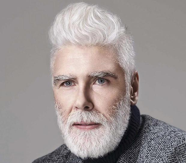 Populaire Capelli uomo 2016: silver e pastello – Hair Stylist Italia ME79