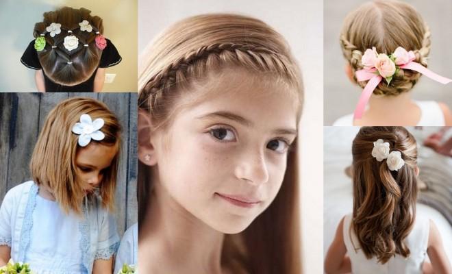 Bien-aimé Cerimonie 2016: ecco le acconciature per bambina – Hair Stylist Italia TO47
