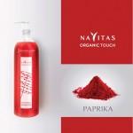Paprika Shampoo di Navitas Organic Touch nel formato da rivendita 250ml