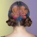 Trend: hair stencil