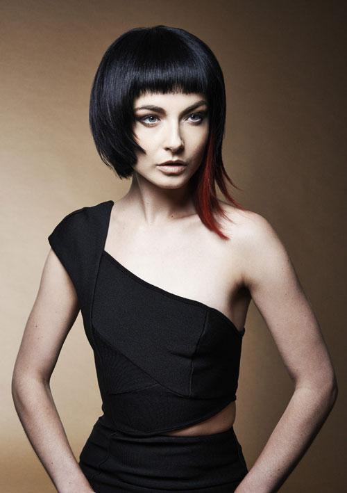 Tagli capelli asimmetrici 2015